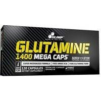 L-Glutamine Mega Caps blister 120 капсул