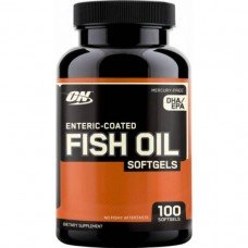 Enteric Coated Fish Oil 100 капсул