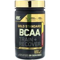 Gold Standard BCAA Train + Recover 280 грамм