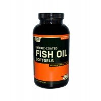 Enteric Coated Fish Oil 200 капсул