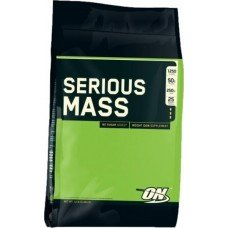 Serious Mass (No Sugar Added) 5420 грамм