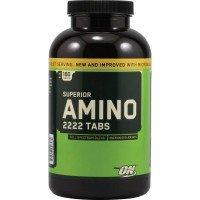 Superior Amino 2222 Tablets 160 таблеток