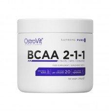 BCAA 2-1-1 200 грамм