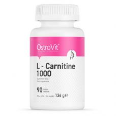 L - Carnitine 1000 90 таблеток