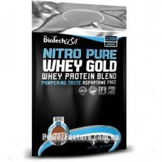 Nitro Pure Whey Gold 2270 грамм