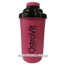 Шейкер Ostrovit Pink / Black 700 мл