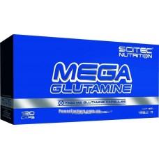 Mega Glutamine 120 капсул