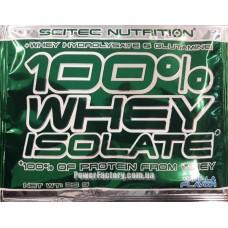 100 % Whey Isolate 25 грамм