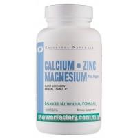 Calcium Zinc Magnesium Plus Copper 100 таблеток