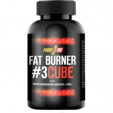 Fat Burner №3 CUBE 90 капсул