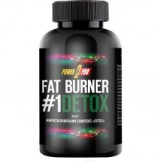 Fat Burner №1 DETOX 90 капсул