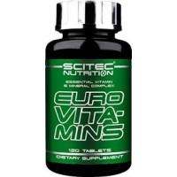 Euro Vita-mins 120 таблеток