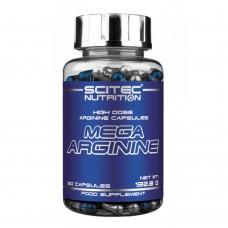 Mega Arginine 90 капсул