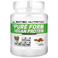 Pure Form Vegan Protein 450 грамм