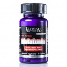 Melatonin 100% Premium 3мг 60 капсул
