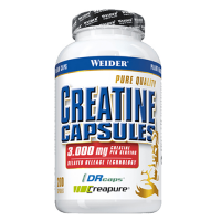 Pure Creatine Capsules 200 caps