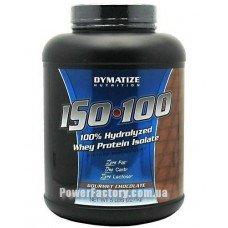 DymatizeISO 100 0 Carb Whey 2270 грамм