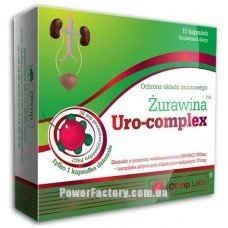 Uro Complex 15 капсул